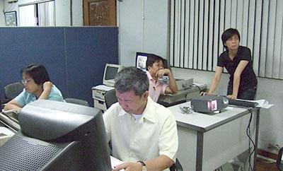 training04272009 4 Angono RPTA Assessment Users Training