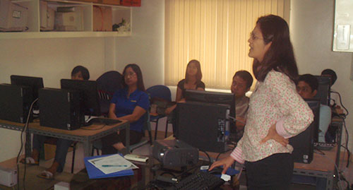 training 11212009 1 Managing Change: Amellar Conducts Back to back Basic Training for RPTA System Administrators
