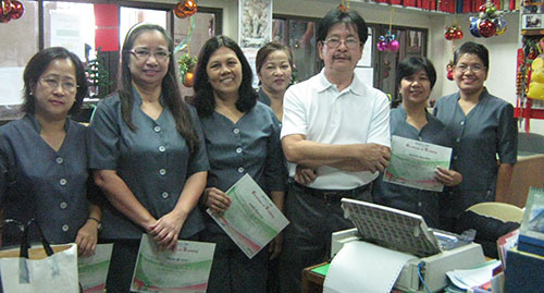binan 11232009 launch 2 Biñan Gears up to Increase Revenues