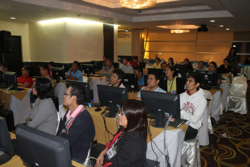 sys ad training 10 2012 2 Amellar Holds Big Event, Conducts Basic System Administration Training